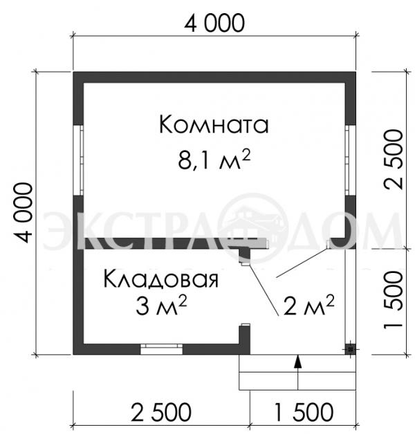 МД 442 ( 4,0 х 4,0 )